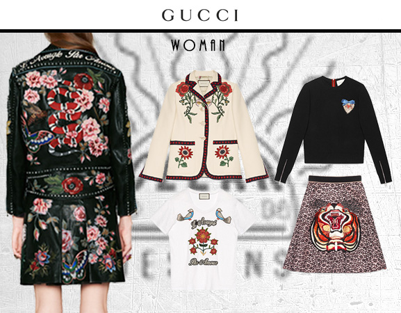 GUCCI WOMAN