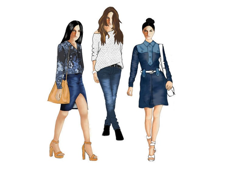 trend denim woman 2