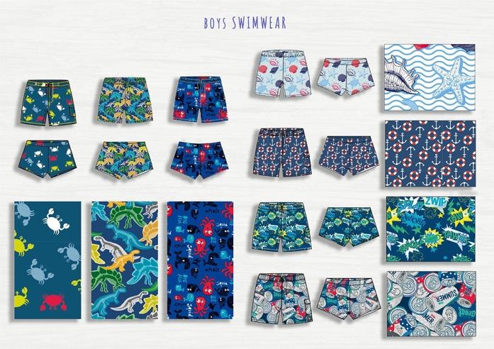 11 Boys Swimwear 1