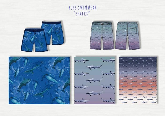 13 Boys Swimwear 3